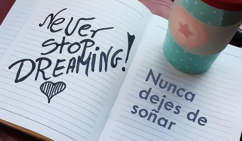 Lo maravilloso de soñar